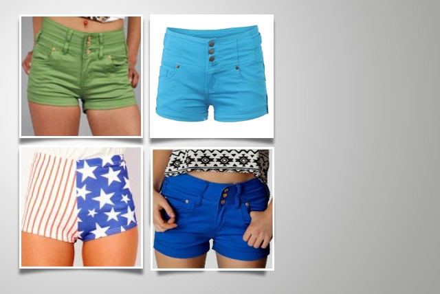 £5.99 instead of up to £34.99 (from Styleflow) for a pair of hotpants in your choice of 12 different styles – save up to 83%