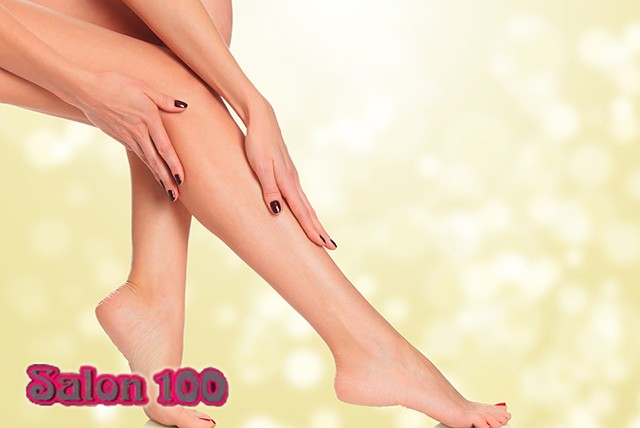 £12 instead of £60 for a full leg, under arm and bikini line wax from Salon 100, Acton – save a smooth 80%