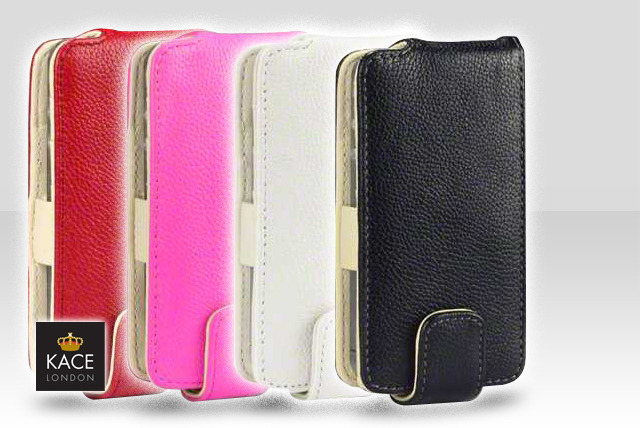 £9.99 instead of £39.95 (from Kace London) for a real leather iPhone 4/4s case or Galaxy case - save a phone-omenal 75%