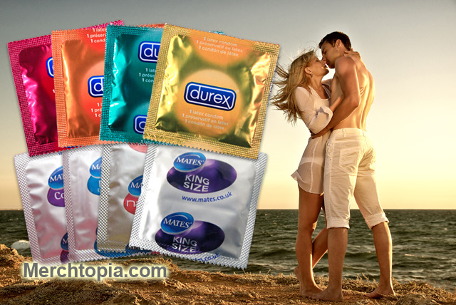 £19 instead of £50 (from Merchtopia) for a pack of 60 Durex or Mates condoms in a range of varieties - stay safe & save 62%