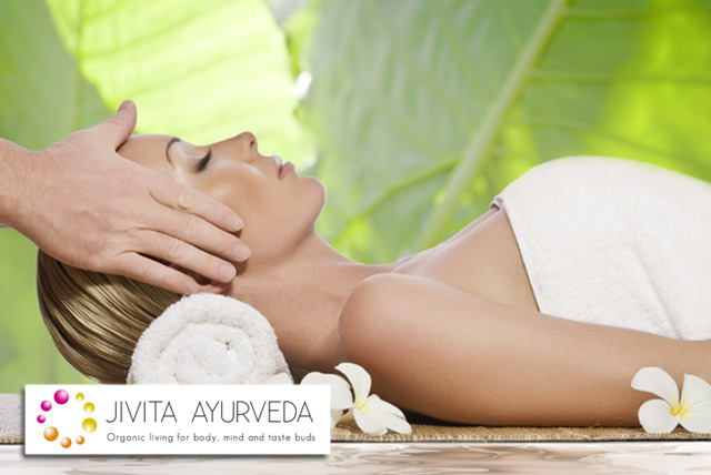 £22 instead of £90 for an ILA Ananda face treatment inc. cleanse, tone & mask + hand or foot massage at Jivita Ayurveda - save 76%