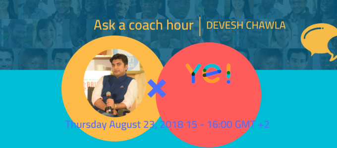 Ask a Coach - Get to Know Our Next Expert!