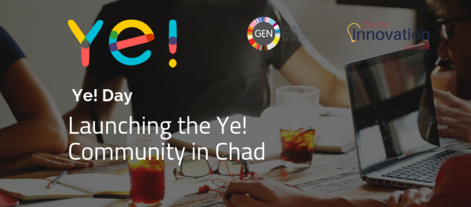 The Ye! Community is launching in Chad!