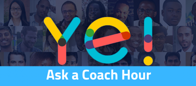 Ask a Coach Hour