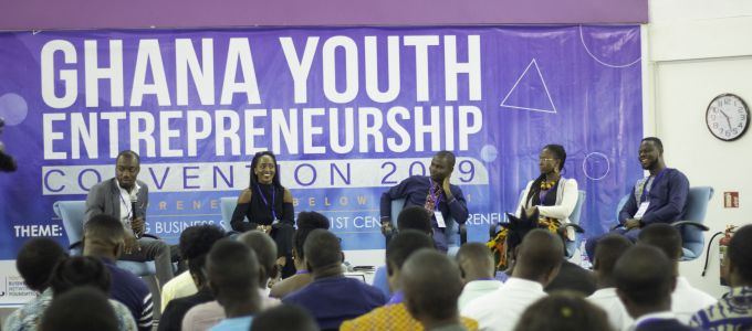 Youth Gain Momentum in Ghana!