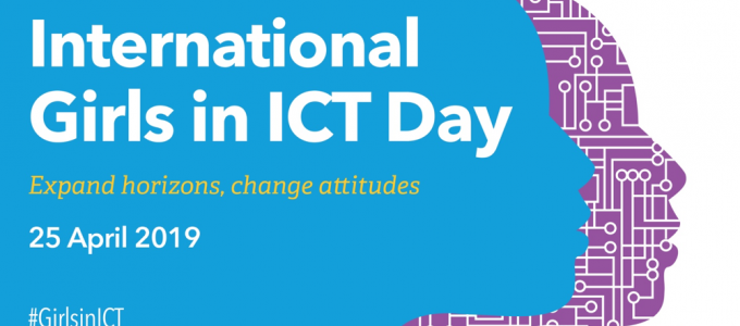 International Girls in ICT Day is here!