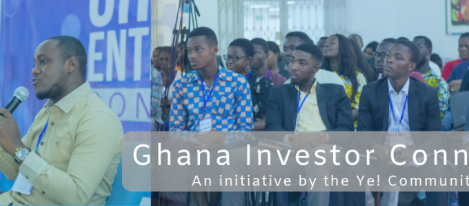 Getting Investor Ready in Ghana
