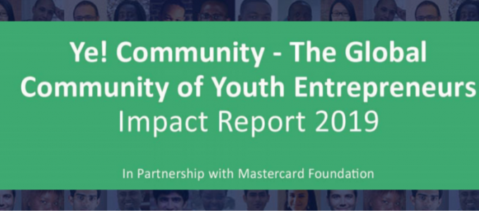 Ye! Community Impact Report