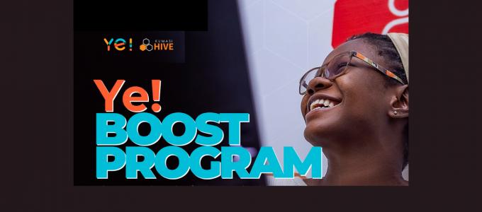 Ye! Boost Programme: Ghana