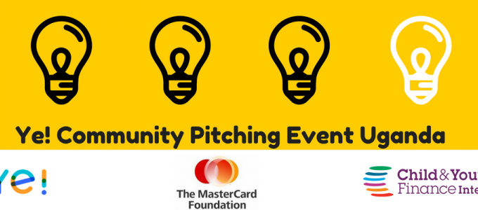 Applications are now open for the Uganda Pitching Event 2017