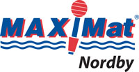 Maximat Nordby logo