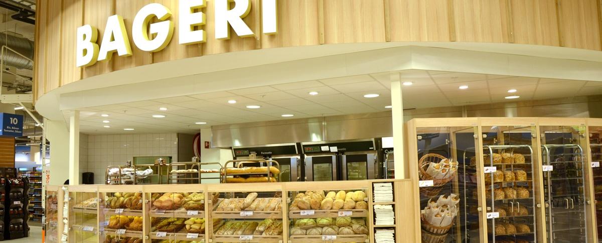 Bilder og videoer fra Nordby Supermarket