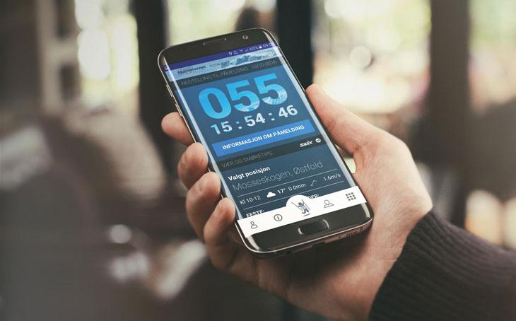Nå er Skarverenns-appen her!