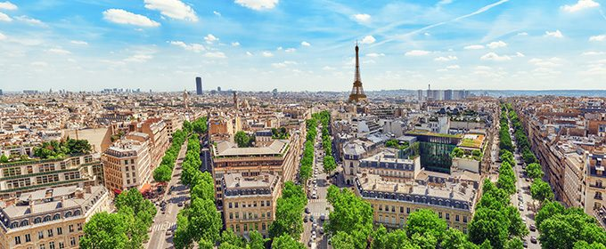 In Search of Top Hotels in Paris