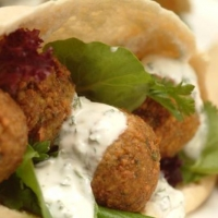 Planet Falafel on ilovemarkets London