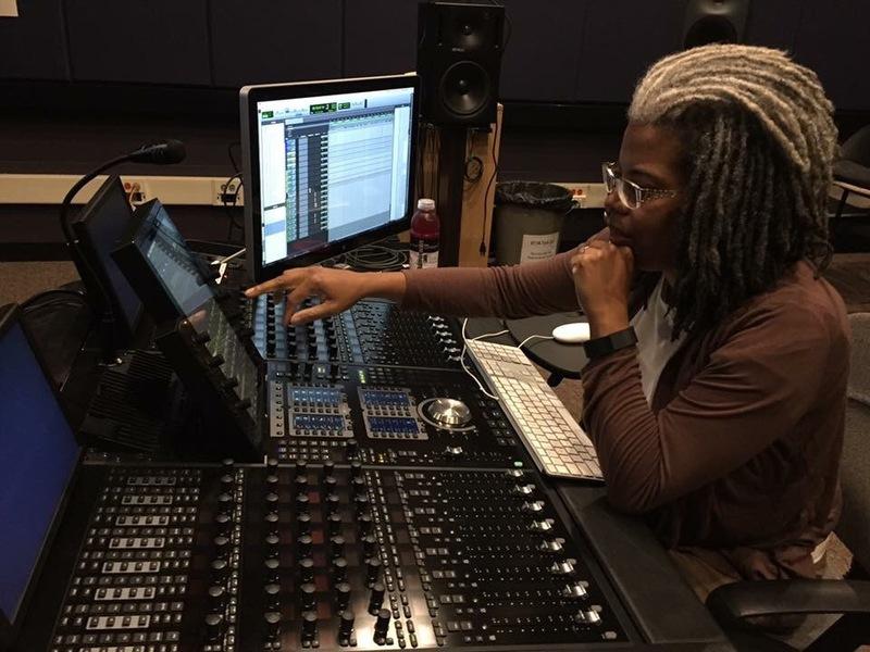 Leslie Gaston-Bird's online CV | Composer, Sound Technician, Studio ...