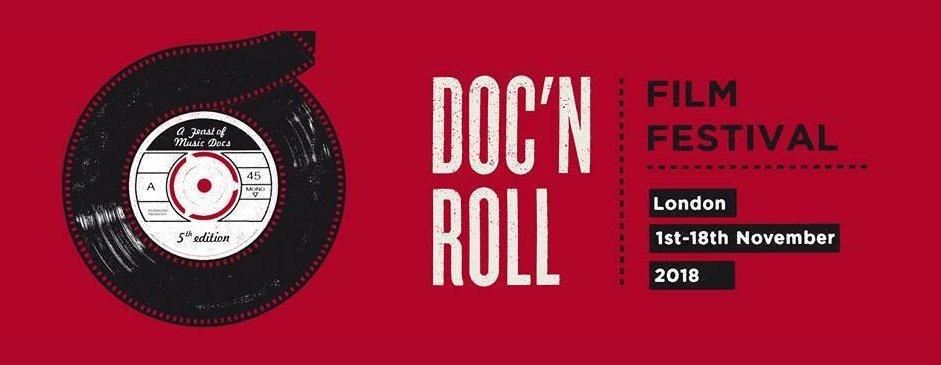 NEWS: Doc'N Roll Film Festival - 1-18 November | Media Match