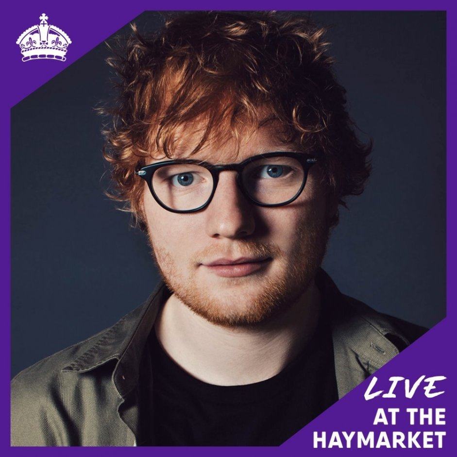 NEWS: Ed Sheeran To Play Intimate One-Off Charity Show | Media Match