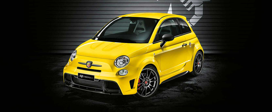 catalogue et galerie abarth 695 biposto record la squadra veloce fiat alfa romeo montpellier. Black Bedroom Furniture Sets. Home Design Ideas