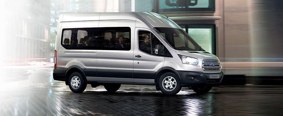 achat ford transit minicar neuve en concession vitry sur seine. Black Bedroom Furniture Sets. Home Design Ideas