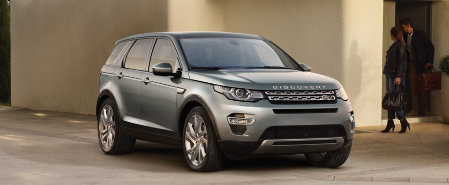 achat land rover discovery sport neuve en concession paris. Black Bedroom Furniture Sets. Home Design Ideas