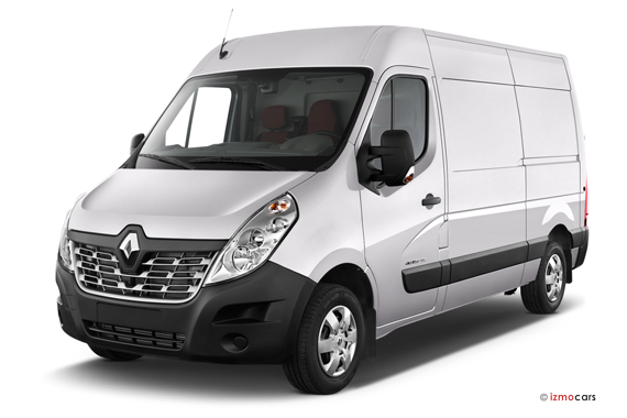 photo et image renault master - 2018