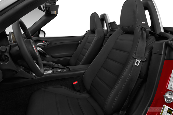 vues fiat 124 spider cabriolet ann e 2016 galerie virtuelle 3d avec la squadra veloce fiat alfa. Black Bedroom Furniture Sets. Home Design Ideas
