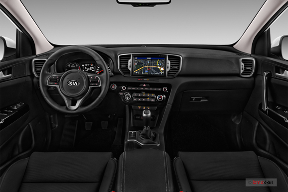 vues kia sportage suv suv ann e 2016 galerie virtuelle 3d avec kia arras. Black Bedroom Furniture Sets. Home Design Ideas