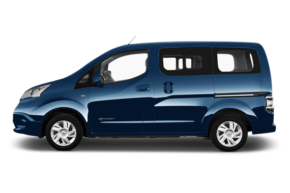 nissan e-nv200 evalia virtual brochure colors from nissan brussels