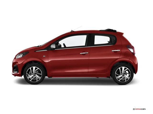 Peugeot 108 Active VTi 72ch Start/Stop BVM5 5 Portes neuve