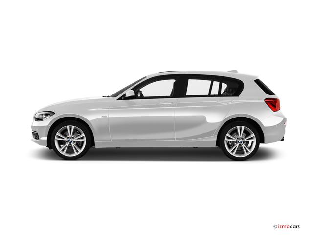 Photo de la BMW SERIE 1 SPORT 118D 150 CH 5 PORTES à motorisation DIESEL et boite MANUELLE de couleur BLANC - Photo 1