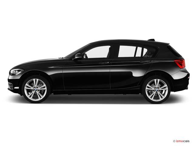 Miniature de la BMW SERIE 1 SPORT 118D 150 CH 5 PORTES à motorisation DIESEL et boite MANUELLE de couleur BLANC - Miniature 5