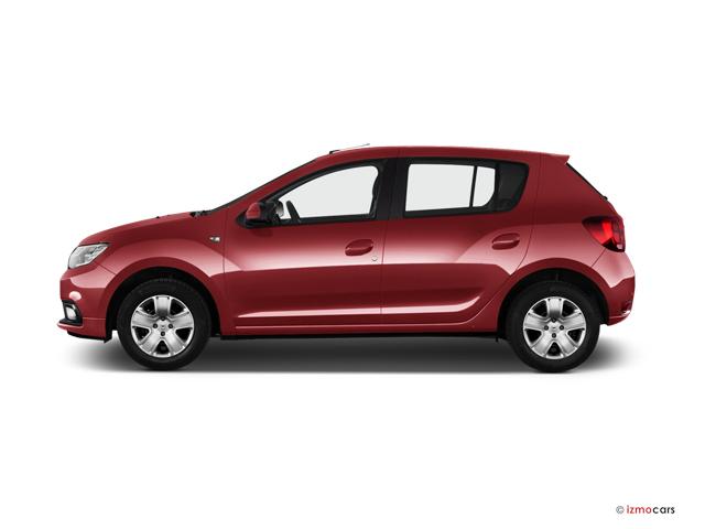Dacia Sandero City + SCe 75 5 Portes neuve