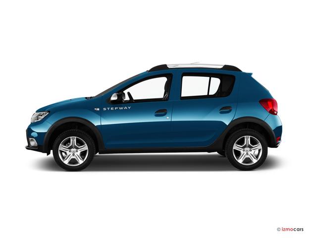 Dacia Sandero Urban Stepway SCe 75 5 Portes neuve