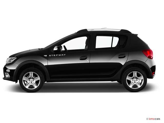 Miniature de la DACIA SANDERO EVASION SCE 75 5 PORTES à motorisation ESSENCE et boite MANUELLE de couleur BLEU - Miniature 5
