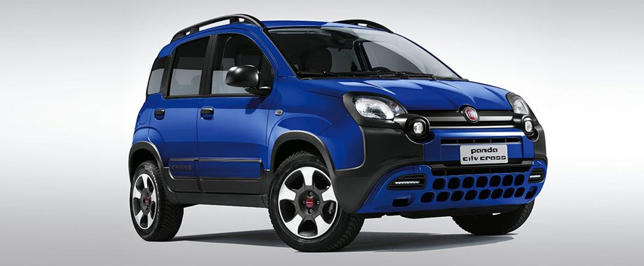 prix et catalogue fiat panda city cross 2018 huningue. Black Bedroom Furniture Sets. Home Design Ideas