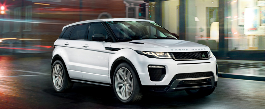 achat land rover range rover evoque neuve en concession paris. Black Bedroom Furniture Sets. Home Design Ideas