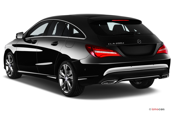 vues mercedes benz cla break shooting brake ann e 2017 galerie virtuelle 3d avec mercedes. Black Bedroom Furniture Sets. Home Design Ideas