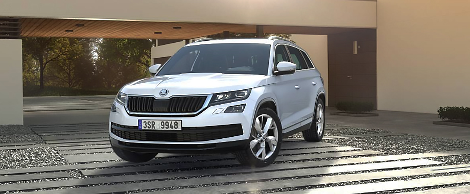 catalogue et galerie skoda kodiaq vw seat skoda rueil malmaison. Black Bedroom Furniture Sets. Home Design Ideas