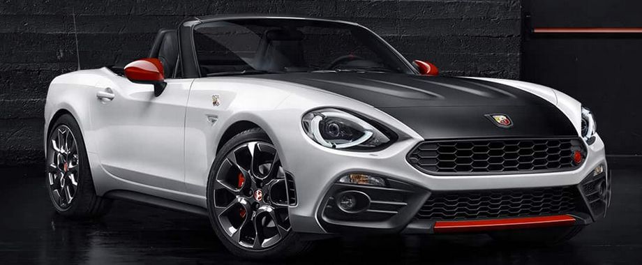 prix et catalogue abarth 124 spider turismo 2018 strasbourg. Black Bedroom Furniture Sets. Home Design Ideas