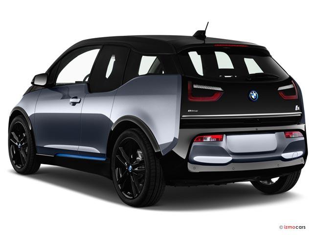 Miniature de la BMW I3 ILIFE ATELIER I3S 120 AH 184 CH BVA 4 PORTES à motorisation ELECTRIQUE et boite AUTOMATIQUE de couleur BLEU - Miniature 2