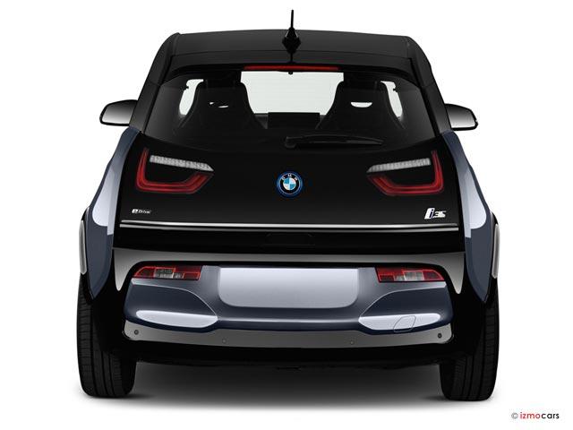 Miniature de la BMW I3 ILIFE ATELIER I3S 120 AH 184 CH BVA 4 PORTES à motorisation ELECTRIQUE et boite AUTOMATIQUE de couleur BLEU - Miniature 4