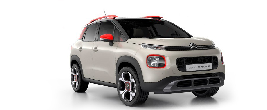 achat citroen c3 aircross neuve en concession annemasse. Black Bedroom Furniture Sets. Home Design Ideas