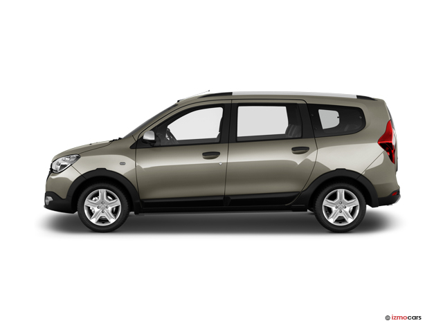 Dacia Lodgy Stepway Blue dCi 115 7 places - 2020 5 Portes neuve