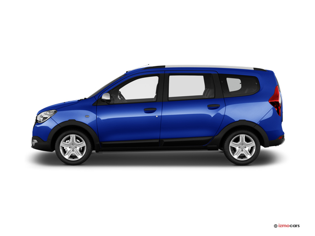 Dacia Lodgy Stepway TCe 130 FAP 7 places 5 Portes neuve