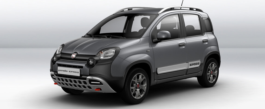 couleurs fiat panda cross 2018 dijon. Black Bedroom Furniture Sets. Home Design Ideas