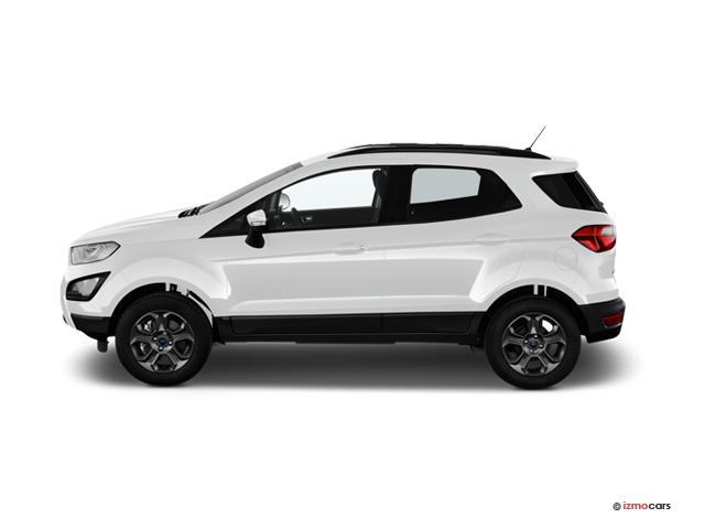Ford Ecosport Titanium 1.5 EcoBlue 95ch Start/Stop BVM6 5 Portes neuve