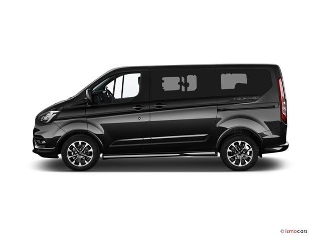 Ford Tourneo Custom Titanium 320 L1H1 2.0 EcoBlue 120 Phev 5 Portes neuve