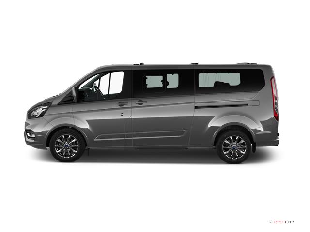 Ford Tourneo Custom Titanium X 320 L2H1 2.0 EcoBlue 185 BVA 5 Portes neuve
