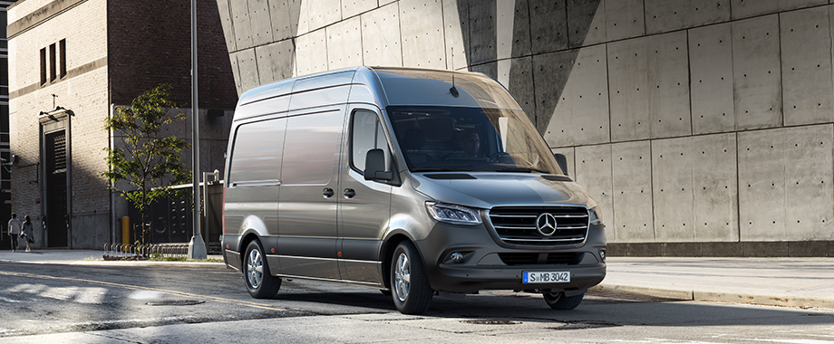 achat mercedes benz sprinter neuve en concession la rochelle. Black Bedroom Furniture Sets. Home Design Ideas